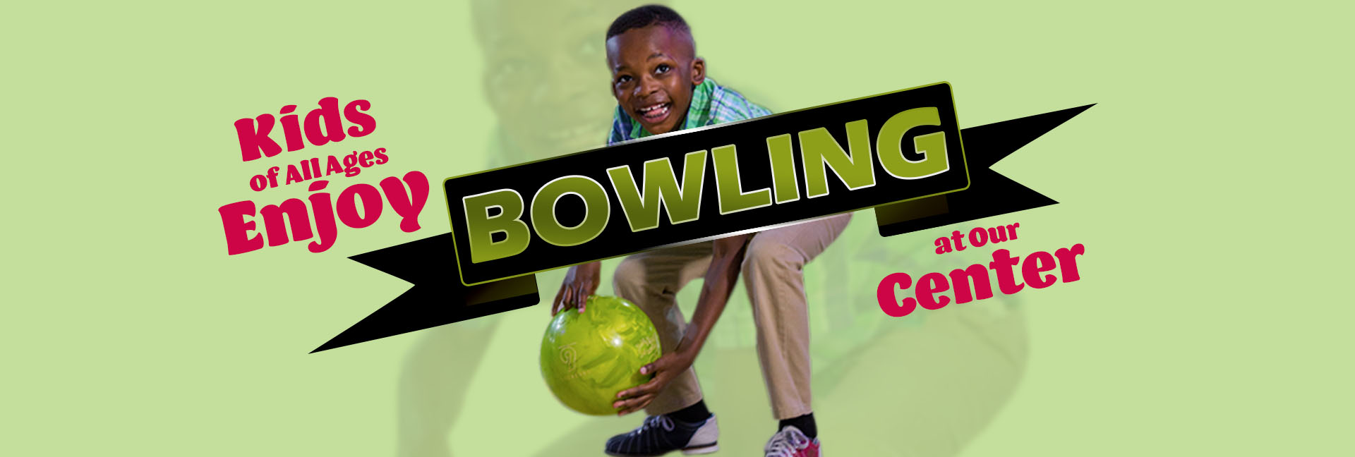 youth bowling banner